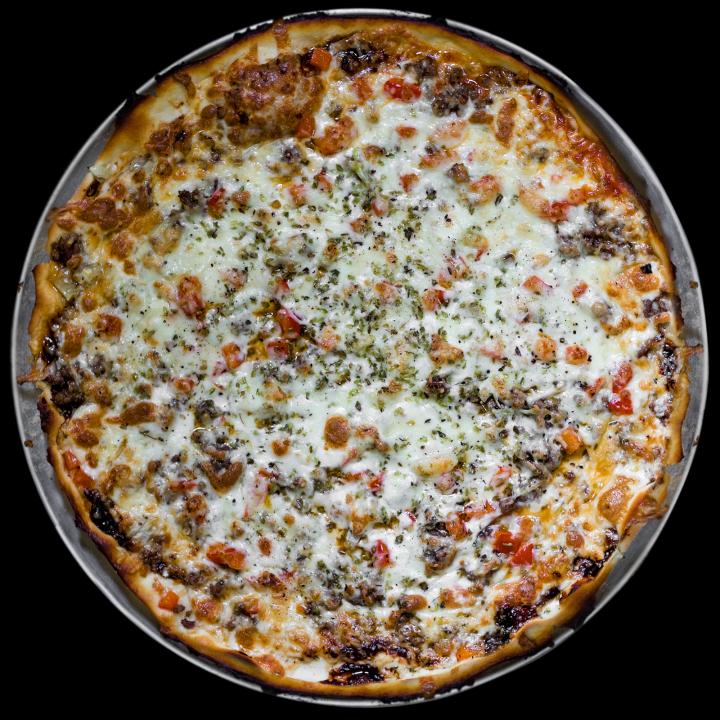 Pica ar liellopa gaļu